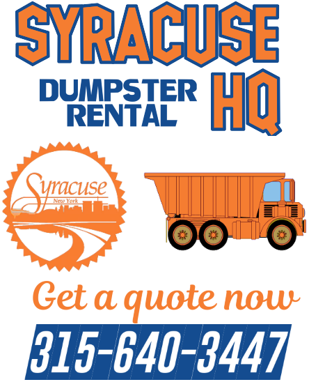Syracuse dumpster rental service